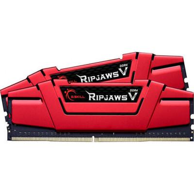 G.Skill RipjawsV 8GB DDR4-2400MHz (F4-2400C15D-8GVR)