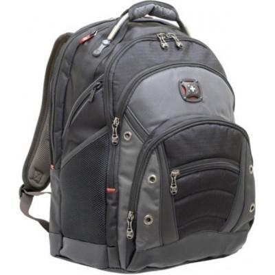 Wenger Synergy 16 grey / black Notebook Backpack