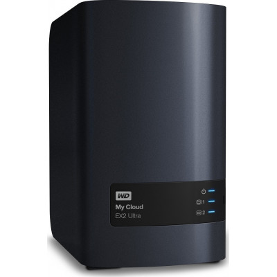 Western Digital WD My Cloud EX2 2-Bay NAS
