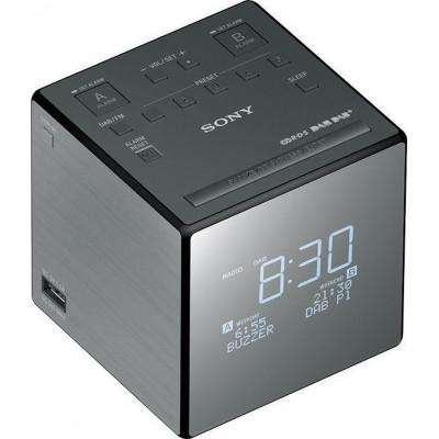 Sony XDR-C1DBP silver / black
