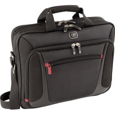 Wenger Sensor 15 Macbook Pro Briefcase W/iPad black