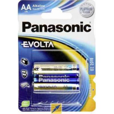 1x2 Panasonic Evolta LR 6 Mignon