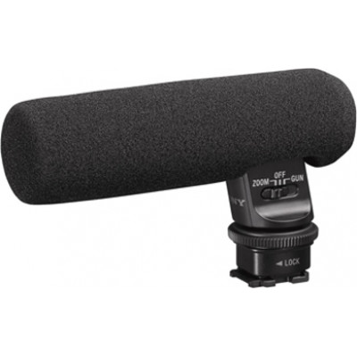 Sony ECM-GZ1M Gun Zoom Microphone