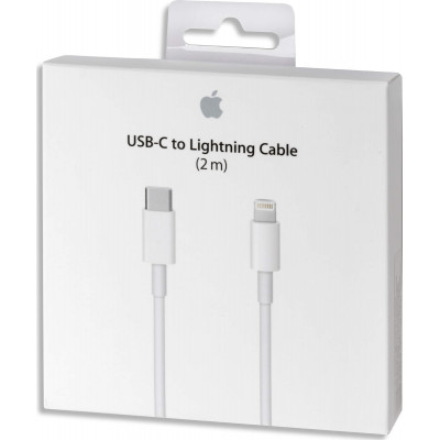 Apple Lightning to USB-C Cable 2m MKQ42ZM/A
