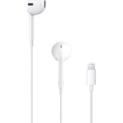 Apple EarPods with Lightning Connector              MMTN2ZM/A