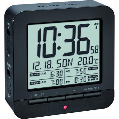 TFA 60.2536.01 Radio Controlled Alarm Clock