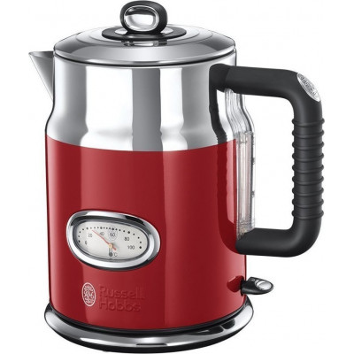 Russell Hobbs 21670-70 Retro Ribbon Red
