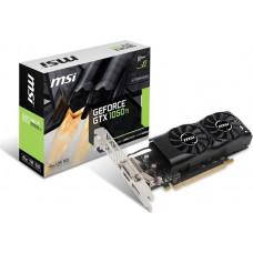 MSI GeForce GTX1050 Ti 4GB LP (GeForce GTX 1050 TI 4GT LP)