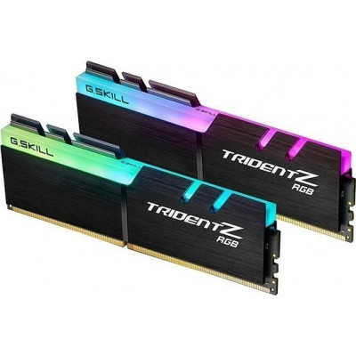 G.Skill TridentZ RGB 16GB DDR4-3200MHz (F4-3200C14D-16GTZR)