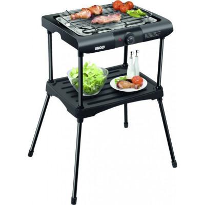 Unold 58550 Black Rack Barbecue Grill