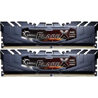 G.Skill Flare X 16GB DDR4-3200MHz (F4-3200C14D-16GFX)