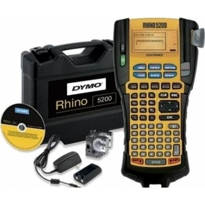 Dymo Rhino 5200 im stabilen Hartschalenkoffer