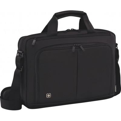 Wenger Source 14 Laptop Briefcase black
