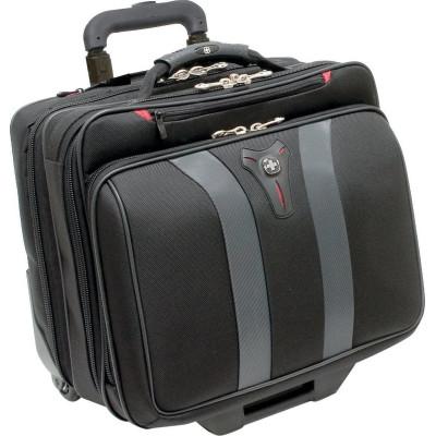 Wenger Granada 17 Wheeled Computer Case black