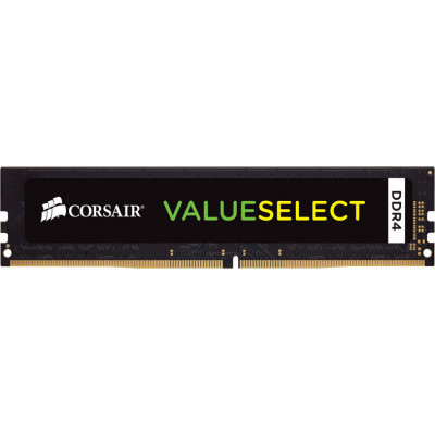 Corsair Value Select 8GB DDR4-2400MHz (CMV8GX4M1A2400C16)