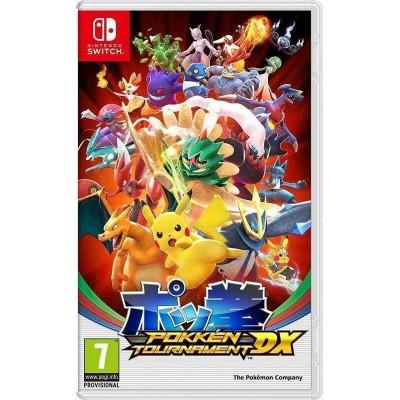 Nintendo Switch Pokemon Tekken DX