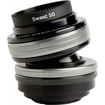 Lensbaby Composer Pro II incl. Sweet 50 Optic MFT