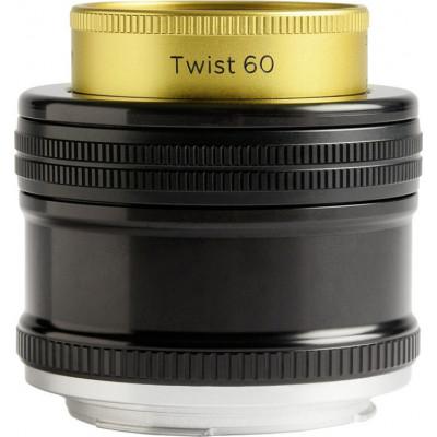 Lensbaby Twist 60 Nikon F