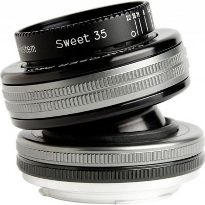 Lensbaby Composer Pro II incl. Sweet 35 Optic Nikon F