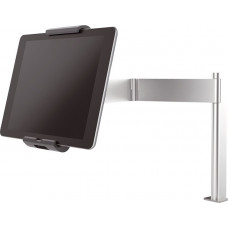 Durable Tablet Holder TABLE CLAMP silver