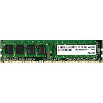 Apacer 8GB DDR3-1333MHz (AU08GFA33C9TBGC)
