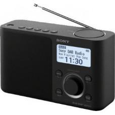 Sony XDR-S61DB Black