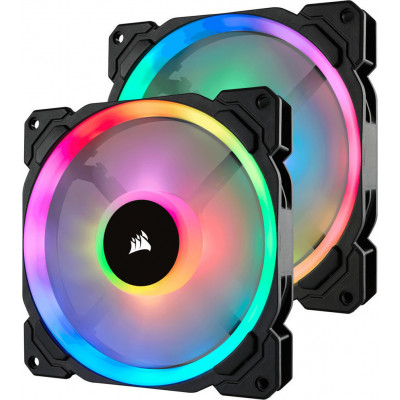 Corsair LL140 RGB 2 Fan Pack 140mm
