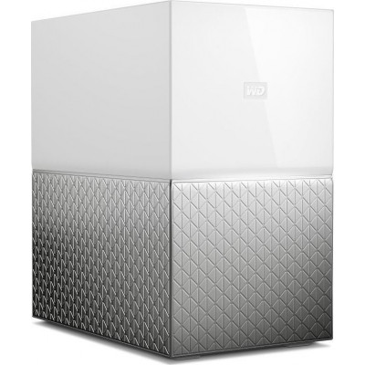 Western Digital WD My Home Duo 2-Bay NAS 8TB