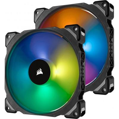 Corsair ML140 PRO RGB LED 140mm (2-Pack)