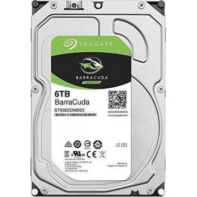 Seagate BarraCuda Desktop 6TB