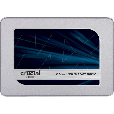 Crucial MX500 SSD 2,5 1TB