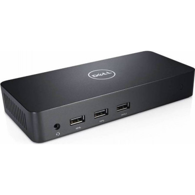 Dell USB 3.0 Ultra HD Triple Video Docking Station D3100