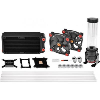 Thermaltake Pacific Gaming RL240 D5 Hard Tube Water Cooling Kit