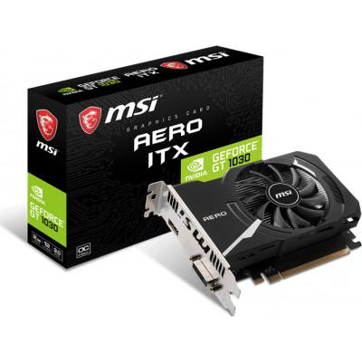 MSI GeForce GT 1030 2GB (AERO ITX 2GD4 OC)