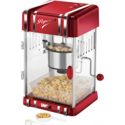 Unold 48535 Popcorn Maker Retro
