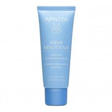 Apivita Aqua Beelicious Comfort Hydrating Cream Rich Texture 40ml