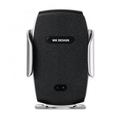 Wireless Charging Holder for Smartphone WK WP-U46 Black