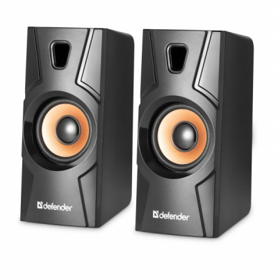 DEFENDER AURORA S8 2.0 STEREO SPEAKERS 8W black