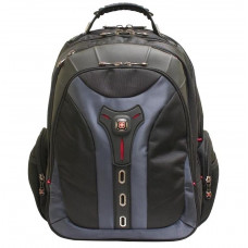 Wenger Pegasus 17  grey/blue Computer Backpack