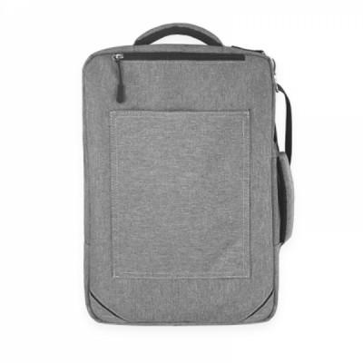 KSIX ECO BACK PACK - SHOULDER BAG LAPTOP gray
