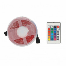 Ksix COLOR LED STRIP RGB 5m REMOTE CONTROL