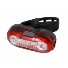 ESPERANZA LED BIKE TAIL LAMP USB POLARIS