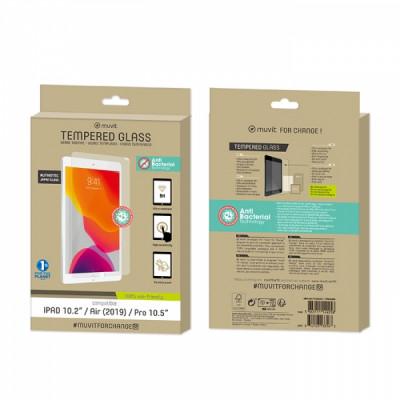MUVIT JAPAN ECO TEMPERED GLASS IPAD PRO 2020 12,9
