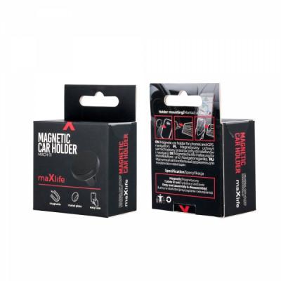 MAXLIFE CAR HOLDER AIR VENT MAGNETIC FOR SMARTPHONES black
