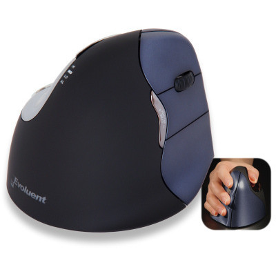 Evoluent Vertical Mouse 4 Right Wireless