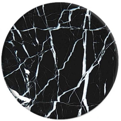 Popsockets - PopTop Black Marble for Popsockets Base