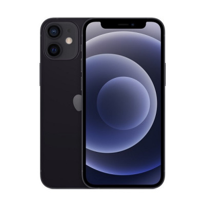 Apple iPhone 12 Mini (64GB) Black EU