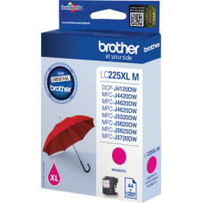Brother LC-225 XLM magenta