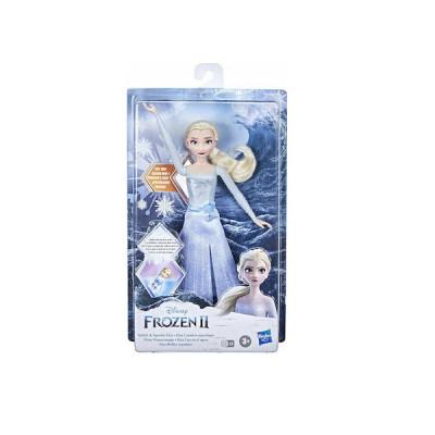 Hasbro Disney Frozen II: Splash & Sparkle Elsa (F0594)