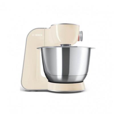 Bosch MUM58920 Κουζινομηχανή 1000W με Ανοξείδωτο Κάδο 3.9lt